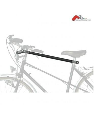 Adapteris moteriškam dviračiui