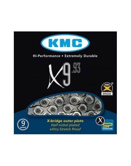 Grandinė KMC X9.93