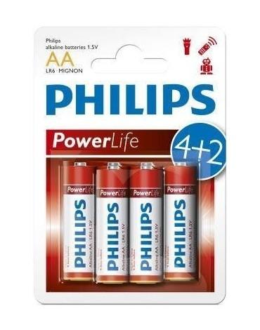 Philips baterija aa