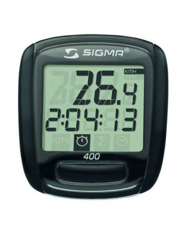 Spidometras dviračiui Sigma Sport BC-400