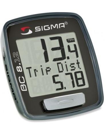 Spidometras dviračiui Sigma BC 8.12