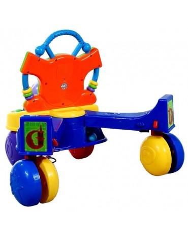 Muzikinis stumdukas - mašinytė