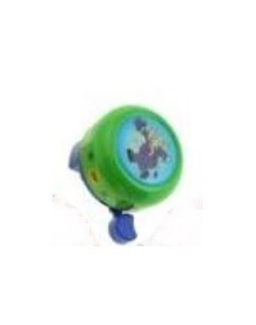 Dviračio skambutis žalias spalvos Spencer