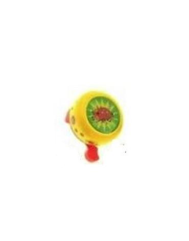 Dviračio skambutis geltonas spalvos Spencer