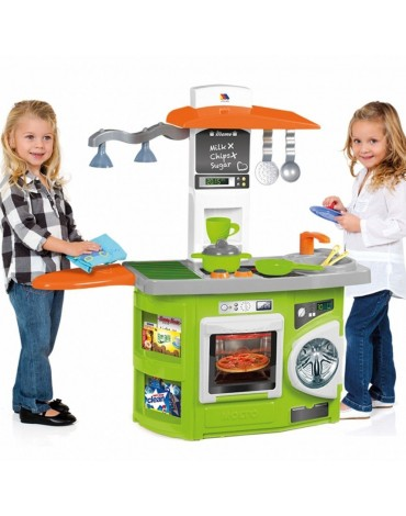 copy of Molto žalia vaikiška virtuvėlė su šviesa