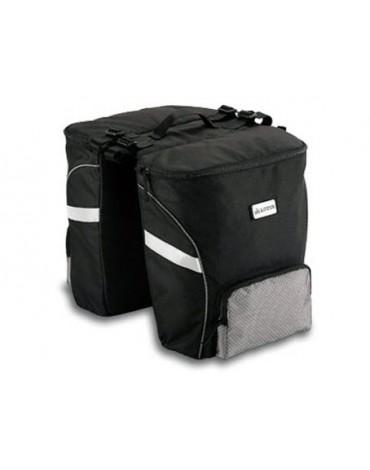 Neperšlampantis krepšys ant bagažinės