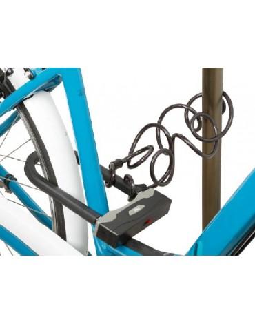 U tipo dviračio spyna  plius troselis