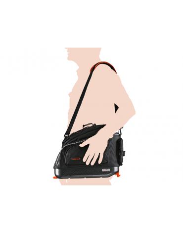 Krepšys IBERA montuojamas ant bagažinės