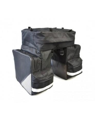 3 dalių krepšys ant bagažinės