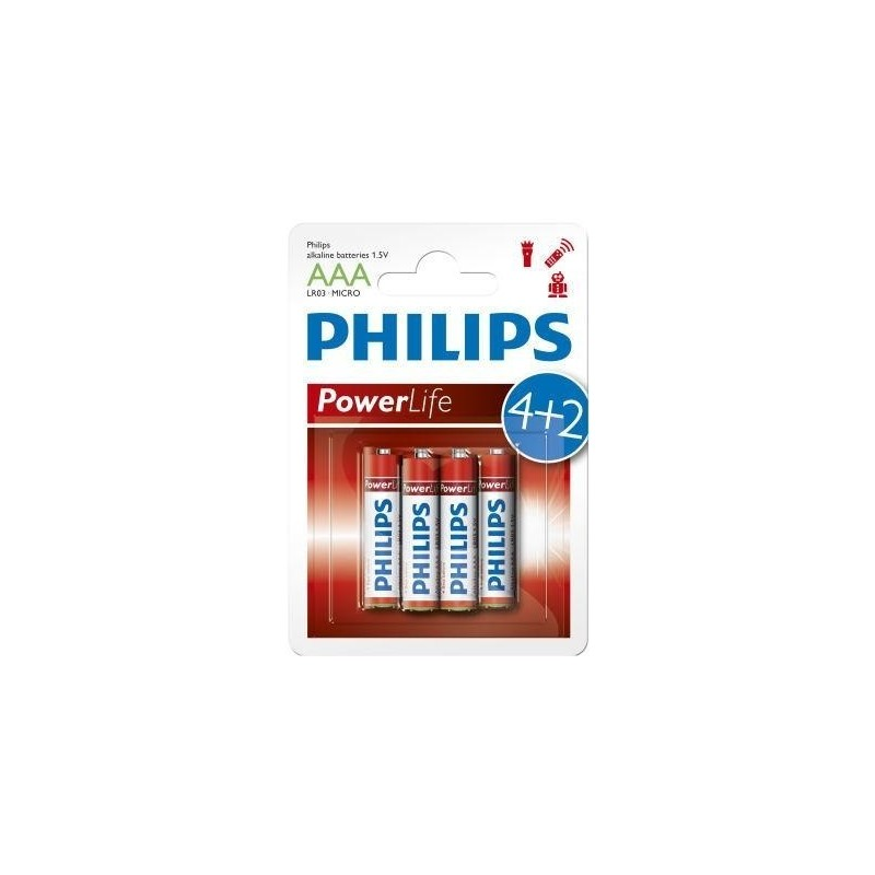Philips baterija