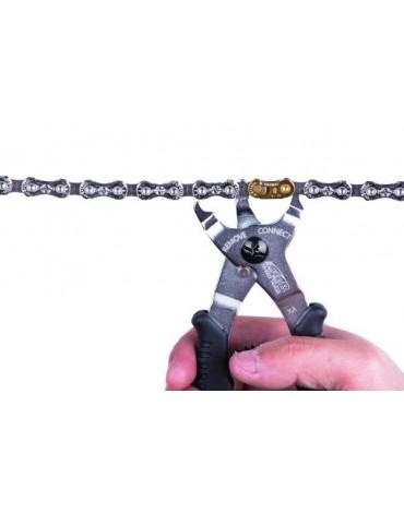 Grandinės sujungimo / ardymo įrankis
