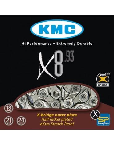 Grandinė KMC X 8,93